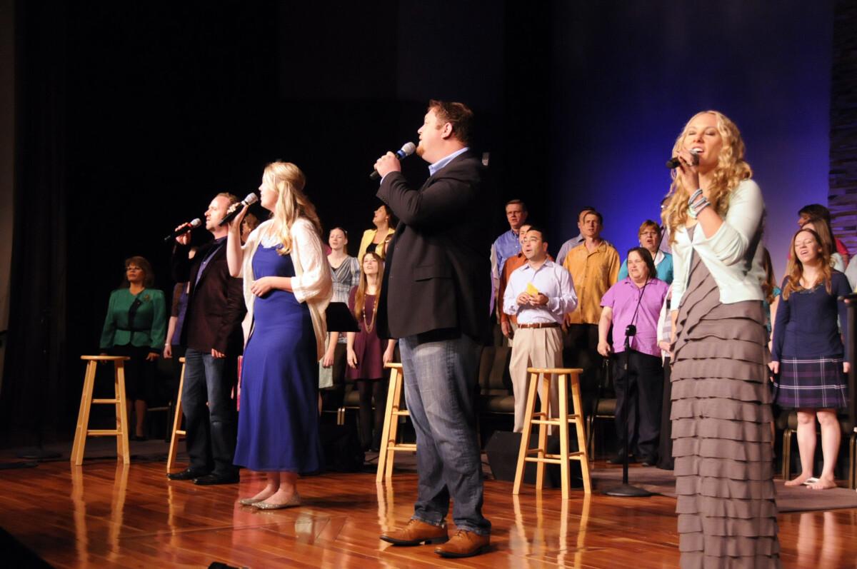 NCC Choir Practice
