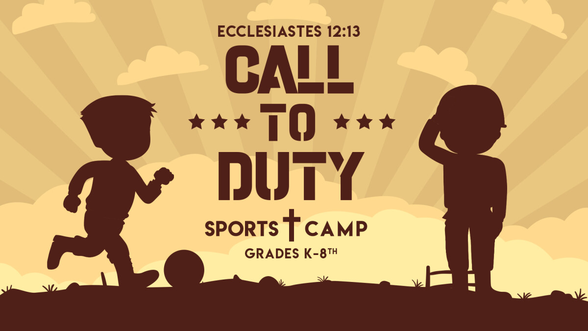 Sports Camp - Cancelled
