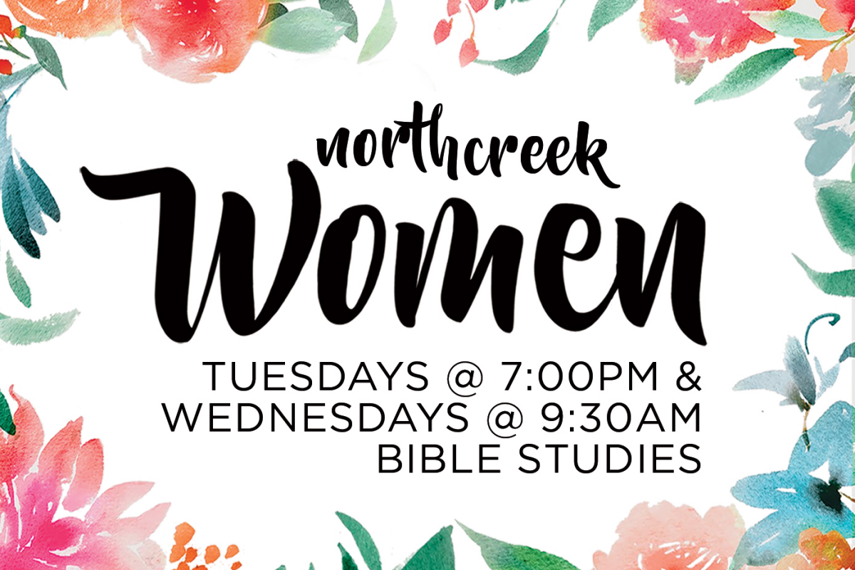 Women's Tuesday Evening Bible Study