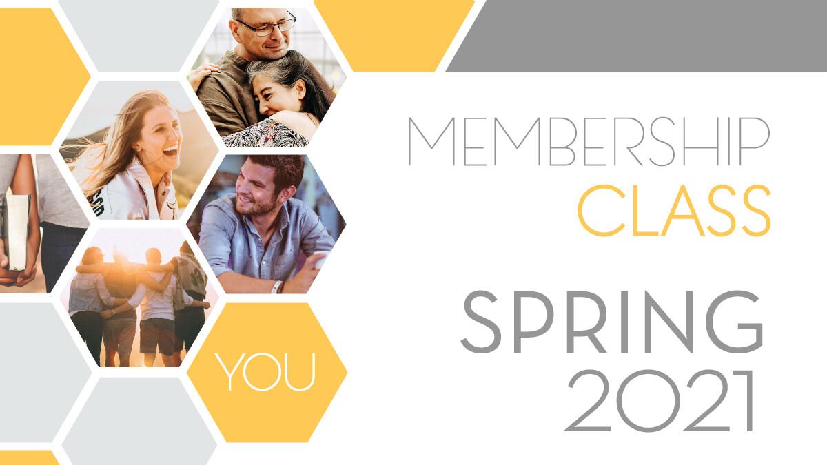 Spring Membership Class