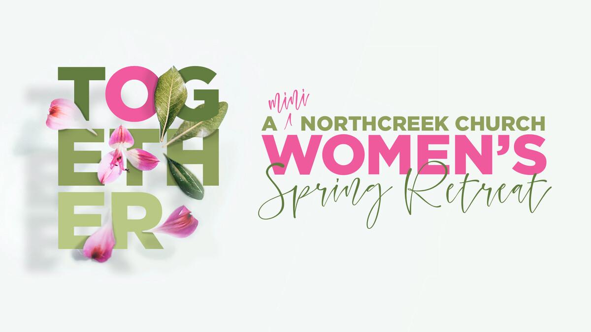 Women's Spring Retreat
