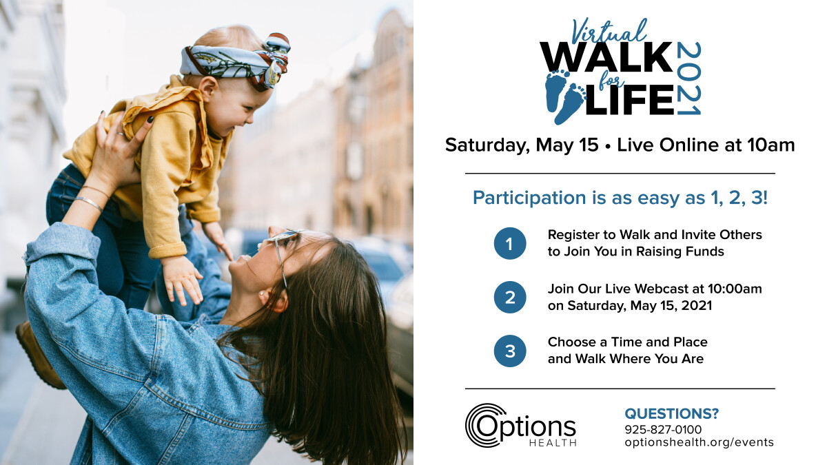 Virtual Walk For Life